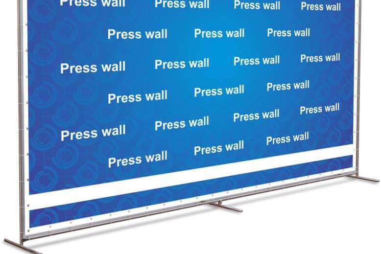 конструкция для пресс волла